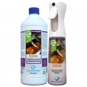 EcoCar - 1 liter refill + 300 ml flaska